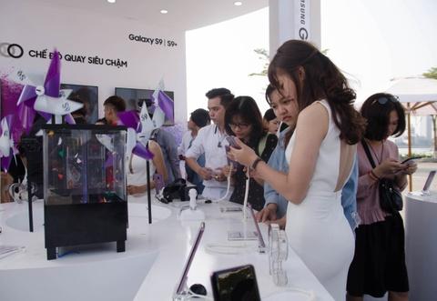 Samsung to chuc hoat dong trai nghiem Galaxy S9 cho nguoi dung Da Nang hinh anh 5