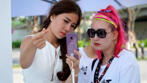 Samsung to chuc hoat dong trai nghiem Galaxy S9 cho nguoi dung Da Nang hinh anh 8