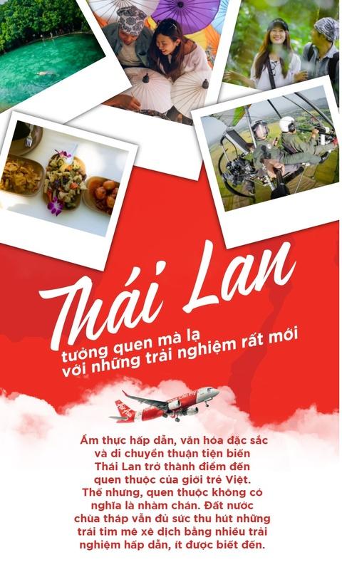 Thai Lan tuong quen ma la voi nhung trai nghiem rat moi hinh anh 1