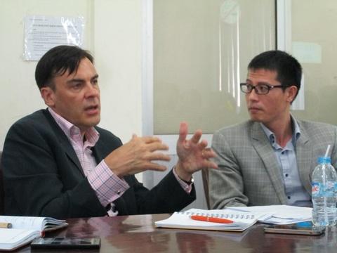 Uber Viet Nam khang dinh khong kinh doanh van tai hanh khach hinh anh