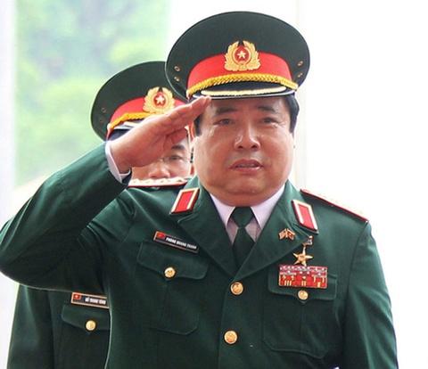 Tong bi thu truc tiep tham dai tuong Phung Quang Thanh hinh anh