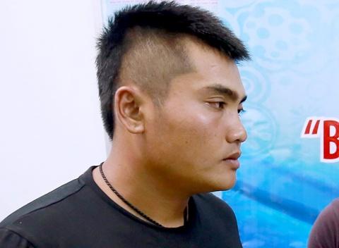 Con trai dai gia tram huong o Khanh Hoa bi bat hinh anh