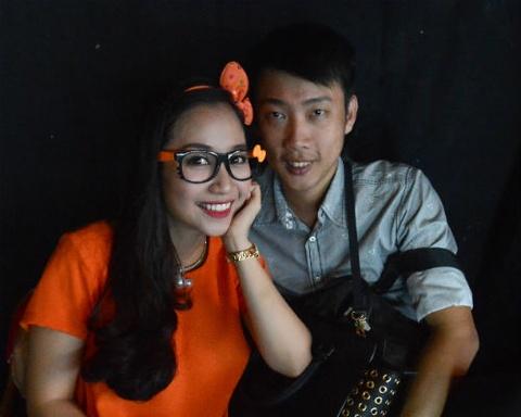 Ong xa ho tong ba bau Oc Thanh Van ra Ha Noi lam MC hinh anh