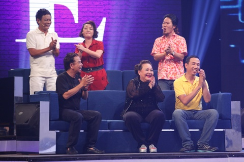 Tap 8 cua gameshow Chet cuoi hinh anh