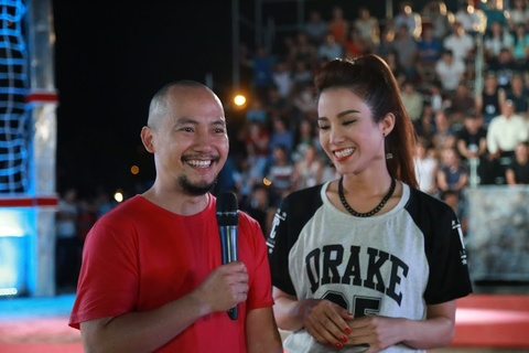 Phan thi cua rapper Dinh Tien Dat hinh anh