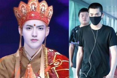 Ngo Diec Pham, Hieu Minh tranh ngoi 'Duong Tang dep trai' hinh anh