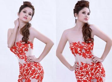 Vo tien dao Phan Thanh Binh sut 10 kg de thi Next Top Model hinh anh