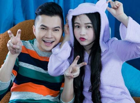 Nam Cuong tinh tu voi hot girl Sam trong MV moi hinh anh