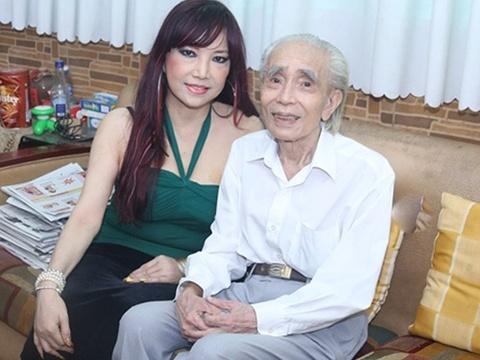 Bao Yen den tham nha nhac si Phan Huynh Dieu truoc liveshow hinh anh
