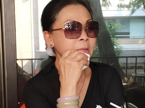 Khanh Ly ve Viet Nam lam show vao thang 5 hinh anh
