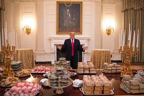 Mon khoai khau cua ong Trump va cac doi tong thong My hinh anh 1