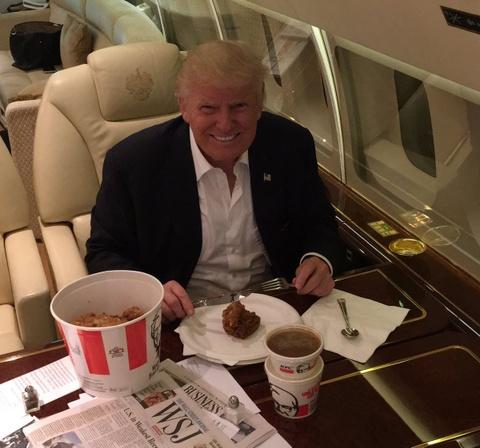 Mon khoai khau cua ong Trump va cac doi tong thong My hinh anh 2