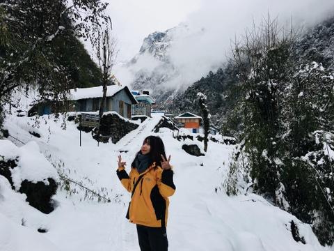 #Mytour: Thoa nguyen trekking thien duong nui tuyet Nepal hinh anh 13