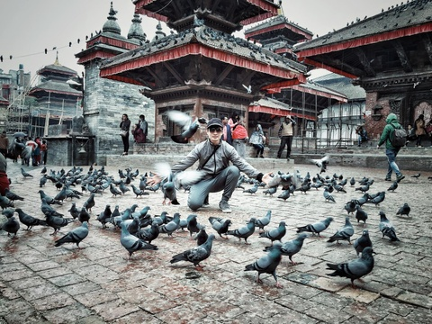 #Mytour: Thoa nguyen trekking thien duong nui tuyet Nepal hinh anh 4