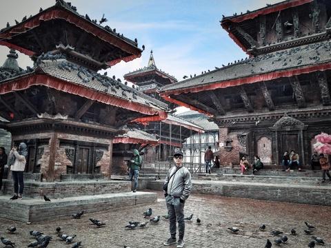 #Mytour: Thoa nguyen trekking thien duong nui tuyet Nepal hinh anh 3