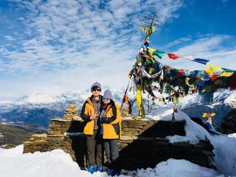#Mytour: Thoa nguyen trekking thien duong nui tuyet Nepal hinh anh 16