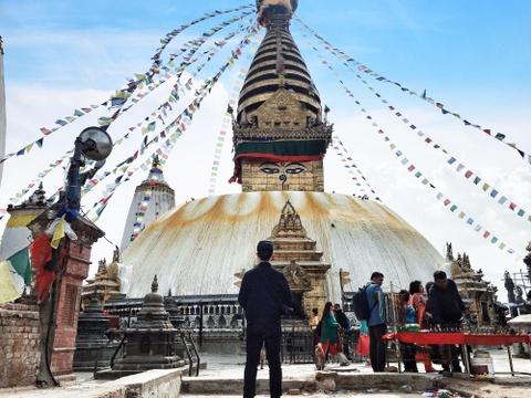 #Mytour: Thoa nguyen trekking thien duong nui tuyet Nepal hinh anh 7