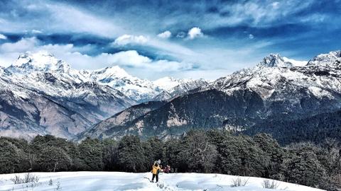 #Mytour: Thoa nguyen trekking thien duong nui tuyet Nepal hinh anh 2