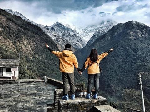 #Mytour: Thoa nguyen trekking thien duong nui tuyet Nepal hinh anh 18