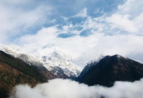 #Mytour: Thoa nguyen trekking thien duong nui tuyet Nepal hinh anh 14