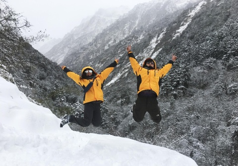 #Mytour: Thoa nguyen trekking thien duong nui tuyet Nepal hinh anh 11