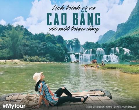 #Mytour: Chi mot trieu dong cho trai nghiem sang khoai o Cao Bang hinh anh 1