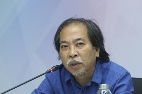 Nguyen Quang Thieu xin rut khoi Giai thuong De Men hinh anh