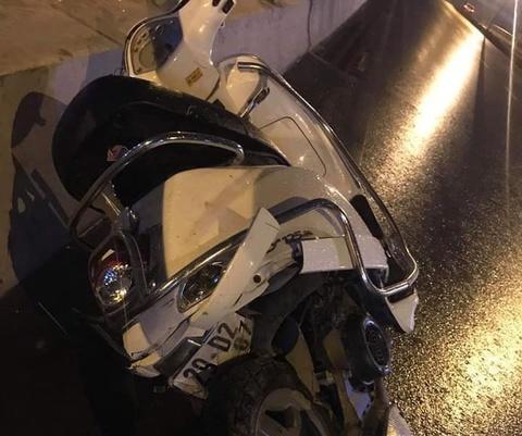 Tài xế xe Range Rover đâm tử vong 2 người đi Vespa ra trình diện