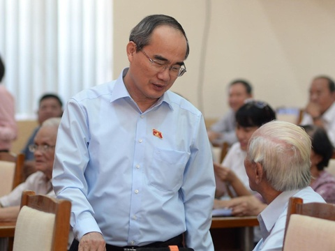 Cu tri lo ngai Trung Quoc lam cao toc, Bi thu Nhan tran an hinh anh