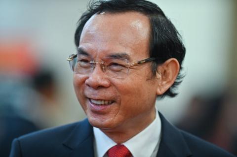 Ong Nguyen Van Nen chuyen sinh hoat den Doan dai bieu Quoc hoi TP.HCM hinh anh