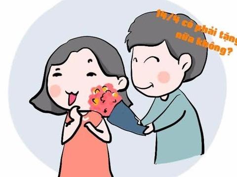 Valentine trang va nhung tinh huong do khoc do cuoi hinh anh