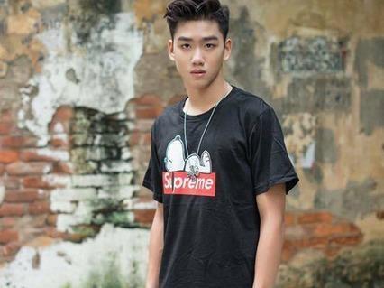 Cuoc thi toan trai xinh, gai dep cua truong Nguyen Binh Khiem hinh anh