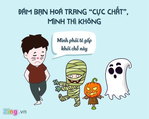 Dieu am anh nhat ngay Halloween: Viec bu dau, e khong ai ru di choi hinh anh 2