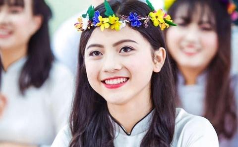 Nhan sac doi thuong xinh dep cua tan hoa khoi DH Duoc Ha Noi hinh anh