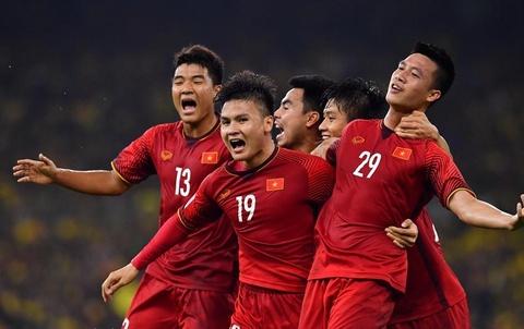 Du học sinh ở Hàn Quốc, Australia lắp màn hình lớn xem trận chung kết