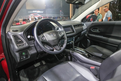 Anh Honda HR-V - ban cao nhat hon Ford Ecosport 182 trieu hinh anh 11