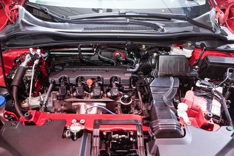 Anh Honda HR-V - ban cao nhat hon Ford Ecosport 182 trieu hinh anh 9