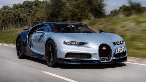 Bugatti Chiron tang toc len 420 km/h hinh anh