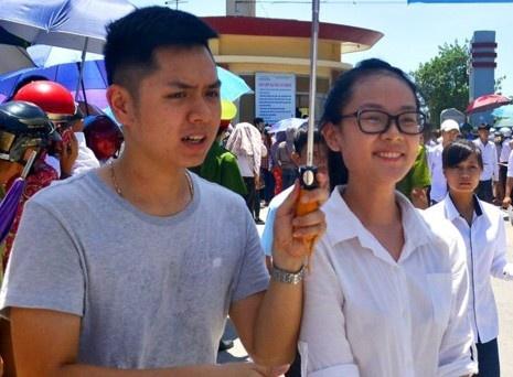 Cum thi THPT quoc gia o Thanh Hoa: Hai mon chi co 4 thi sinh dang ky hinh anh