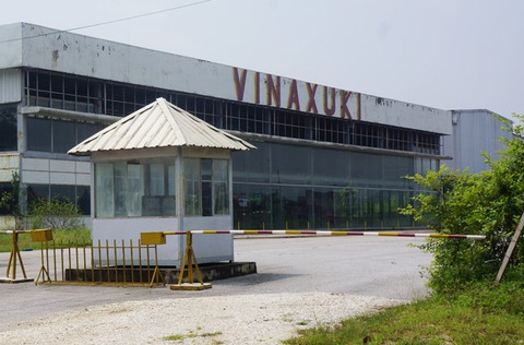 Thanh Hoa thu hoi dat cua du an nha may oto Vinaxuki nghin ty hinh anh