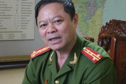 Bo Cong an vao cuoc vu Truong cong an TP Thanh Hoa bi to 'chay an' hinh anh