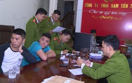 Thanh Hoa lap duong day nong to bang nhom cho vay nang lai hinh anh