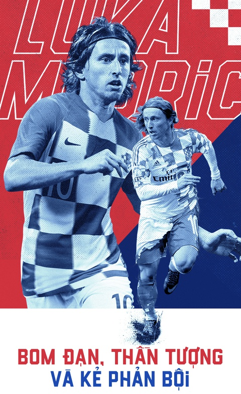 Luka Modric - ke phan boi va tam ve chung ket World Cup hinh anh 1