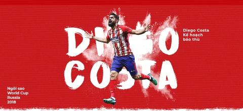 Diego Costa va ke hoach bao thu ca the gioi tai World Cup 2018 hinh anh 2