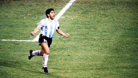 Lionel Messi: Tim giac mo World Cup trong noi am anh Maradona hinh anh 3