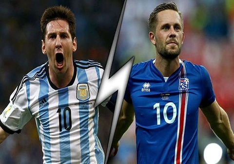 Argentina gap Iceland: Messi va 'cu lua' dau tien cua World Cup 2018? hinh anh