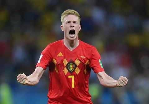 Kevin De Bruyne: 'Ga trai hu' lieu co duoc giai an ui World Cup? hinh anh