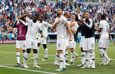 Phap vs Bi: Lich su World Cup goi ten Hazard va dong doi? hinh anh 4