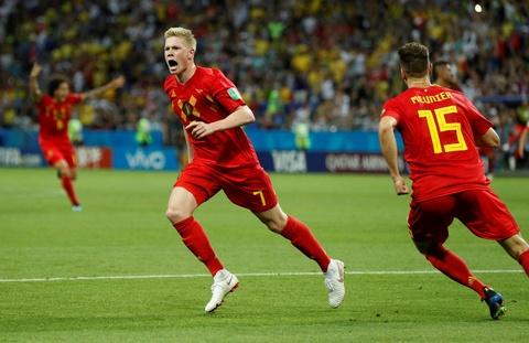 Phap vs Bi: Lich su World Cup goi ten Hazard va dong doi? hinh anh 5