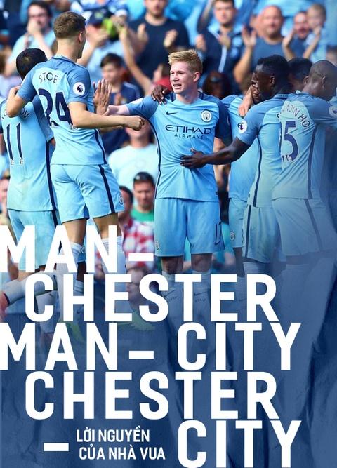 Manchester City va loi nguyen cua nha vua hinh anh 1